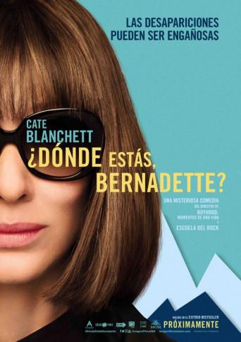 Poster de:2 ¿Dónde estás, Bernadette?