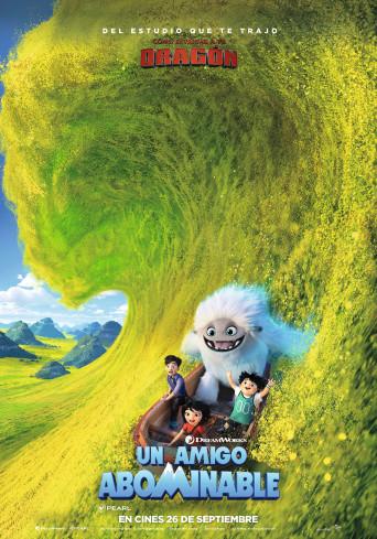 Poster de:1 Un amigo abominable