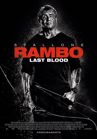 Poster de:1 Rambo V