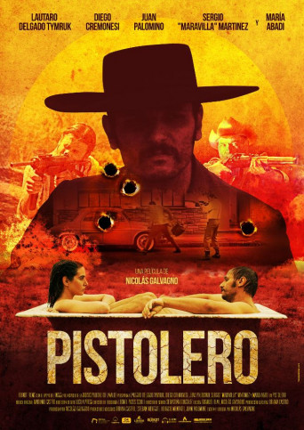 Poster de:2 Pistolero