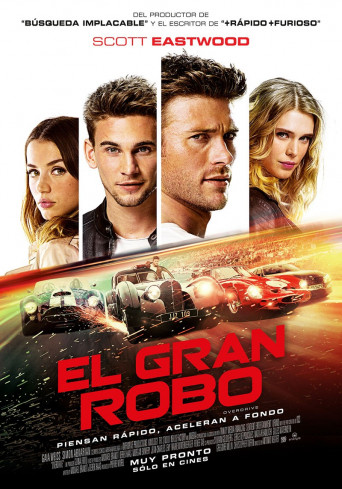 El Gran Robo - Village Cines