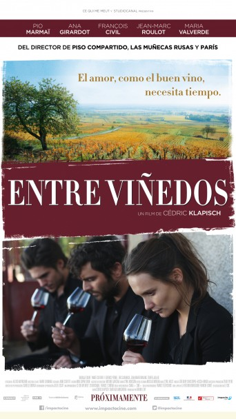 Entre viñedos