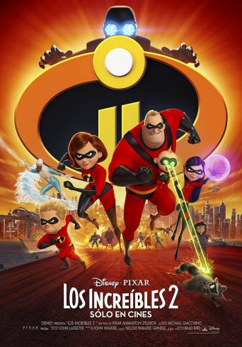 Los Increíbles 2 - Village Cines