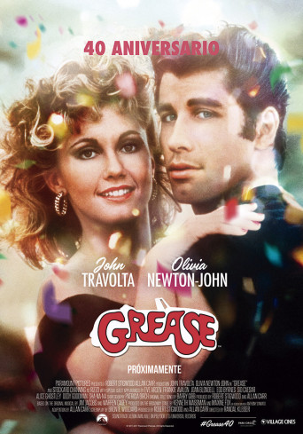 Grease 40 aniversario
