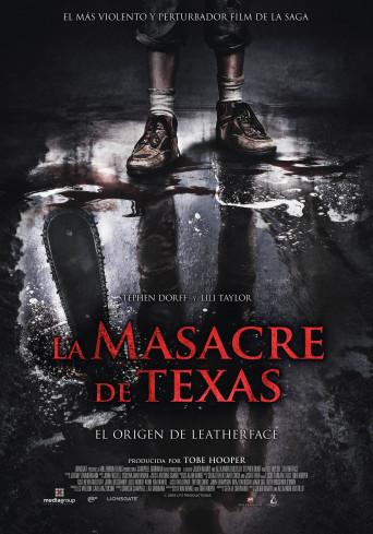 La masacre de Texas: El origen del Leatherface