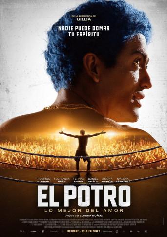 Poster de:1 El Potro