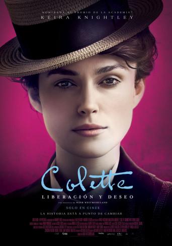Poster de:1 Colette, Liberación y Deseo