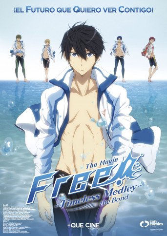 Free! -Timeless Medley- The Bond
