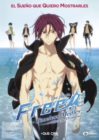 Free! -Timeless Medley- The Promise