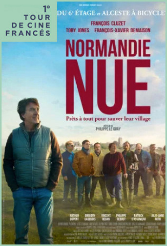 Normandía al desnudo