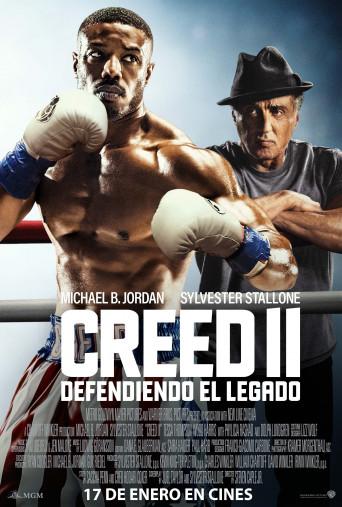 Poster de:2 Creed II: Defiendiendo el Legado