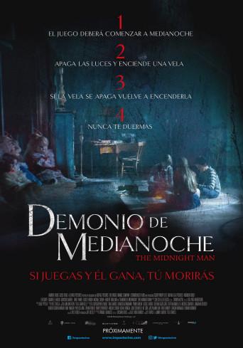 Poster de:1 Demonio de Medianoche