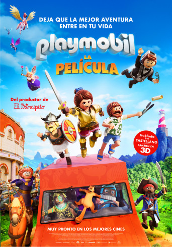 Poster de:1 Playmobil: La Película