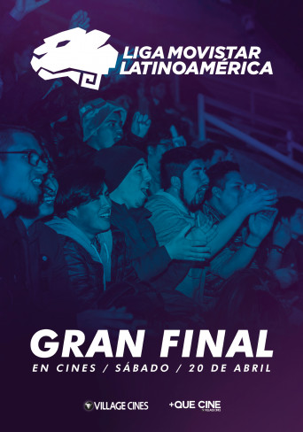 League Of Legends Final Latinoamericana