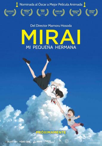 MIRAI: Mi pequeña hermana