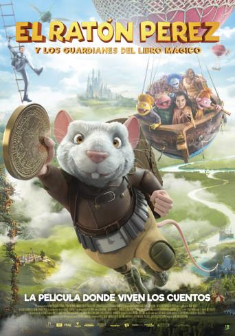 El Ratón Perez y los guardianes del libro mágico