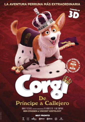 Corgi: De principe a callejero